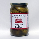 Baby Dill Pickles