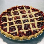 Double Cherry Pie - 10 inch