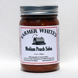 Medium Peach Salsa